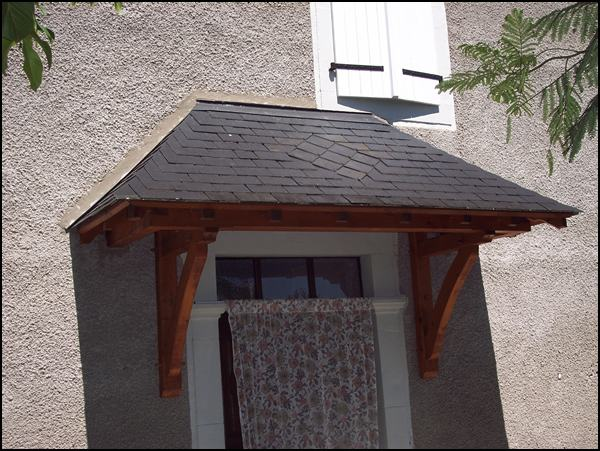 Charpente nicolas couverture toiture zinguerie for Une marquise